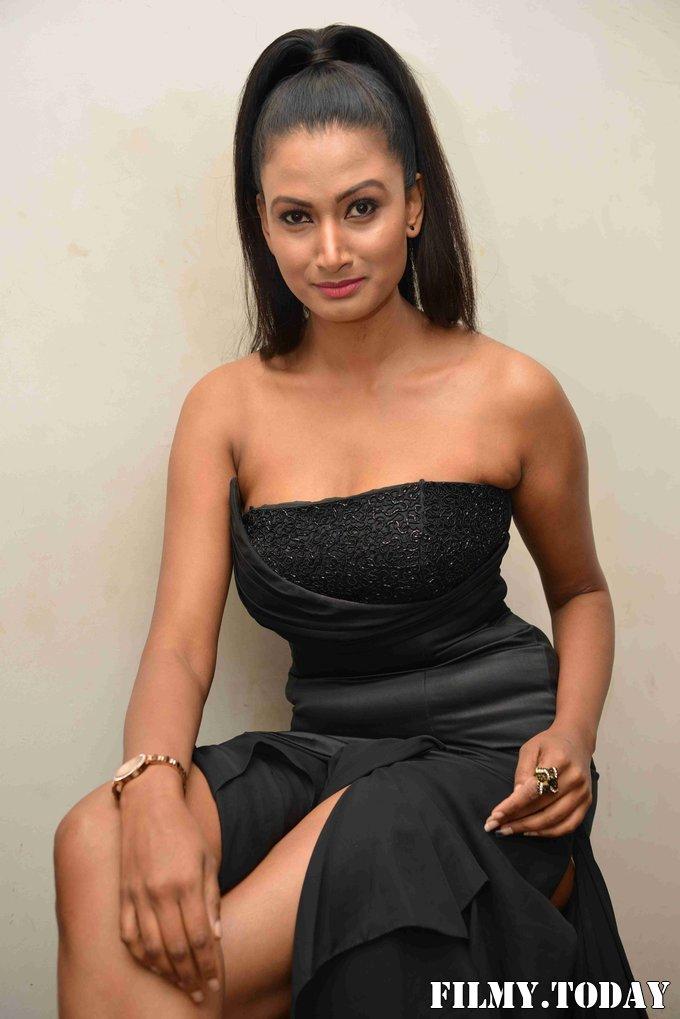 Samhita Vinya - Vishnu Circle Kannada Film Press Meet Photos | Picture 1684460