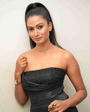 Samhita Vinya - Vishnu Circle Kannada Film Press Meet Photos | Picture 1684441