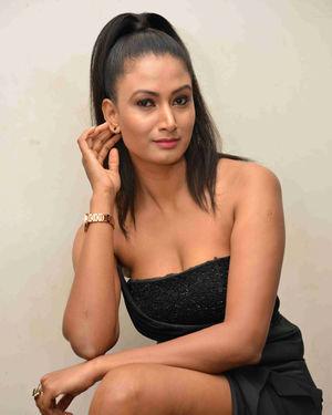 Samhita Vinya - Vishnu Circle Kannada Film Press Meet Photos | Picture 1684440