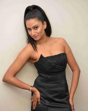 Samhita Vinya - Vishnu Circle Kannada Film Press Meet Photos | Picture 1684442