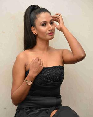 Samhita Vinya - Vishnu Circle Kannada Film Press Meet Photos | Picture 1684458