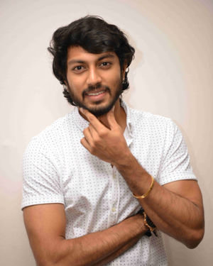 Shreyas Manju K - Vishnupriya Kannada Film Press Meet Photos | Picture 1684438