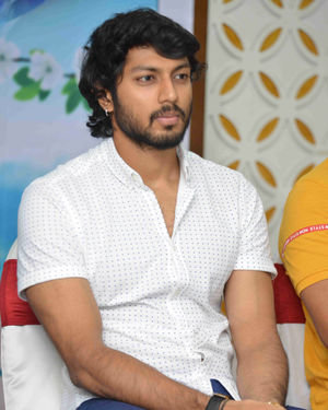 Shreyas Manju K - Vishnupriya Kannada Film Press Meet Photos | Picture 1684420