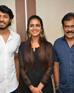 Vishnupriya Kannada Film Press Meet Photos | Picture 1684413