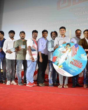 Adhyaksha In America Film Audio Release Photos