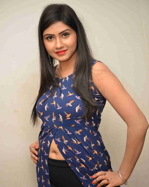 Anusha (Dinga) - Dinga Kannada Film Press Meet Photos | Picture 1685424
