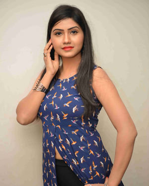 Anusha (Dinga) - Dinga Kannada Film Press Meet Photos | Picture 1685405