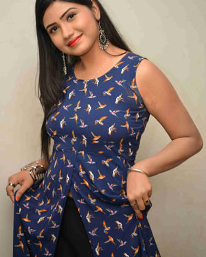 Anusha (Dinga) - Dinga Kannada Film Press Meet Photos | Picture 1685407