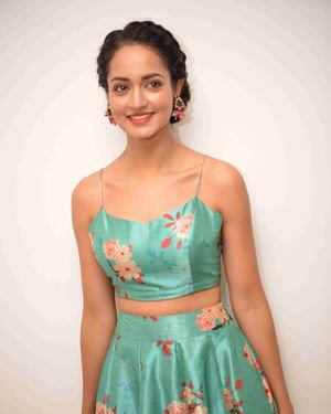 Shanvi Srivastava - Geetha Kannada Film Press Meet Photos