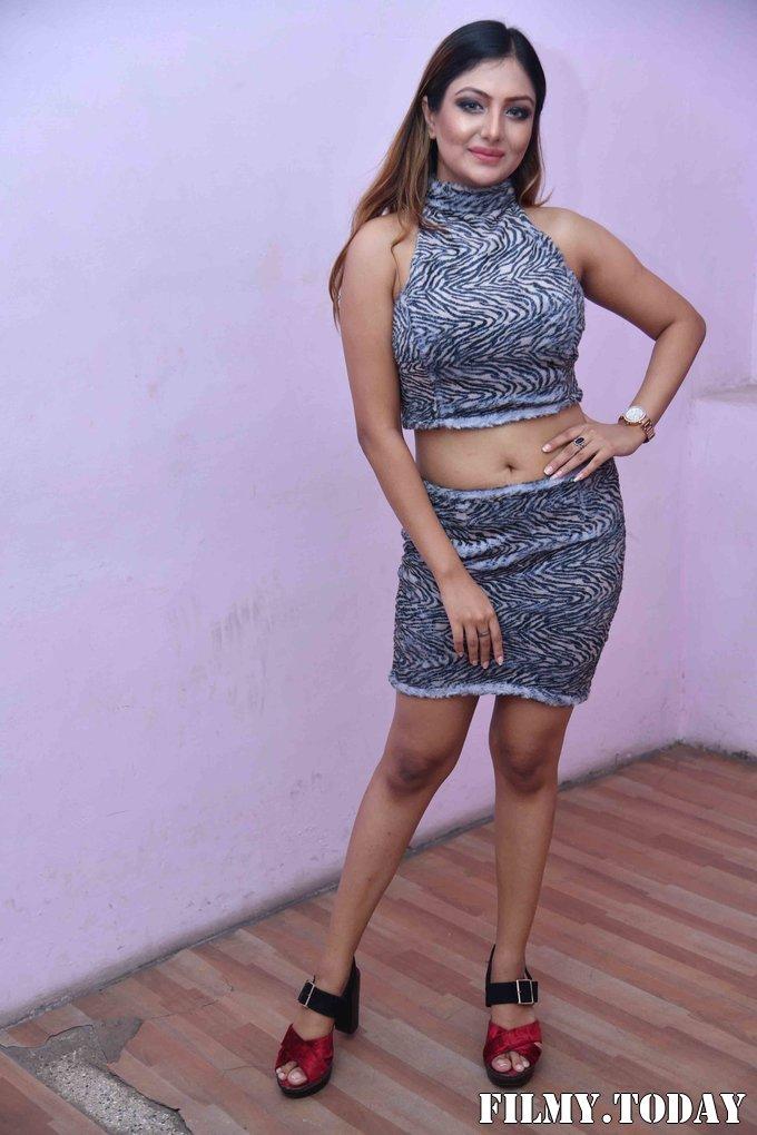 Khushi Mukherjee - Ithyartha Film Audio Launch Press Meet Photos   Picture 1720358