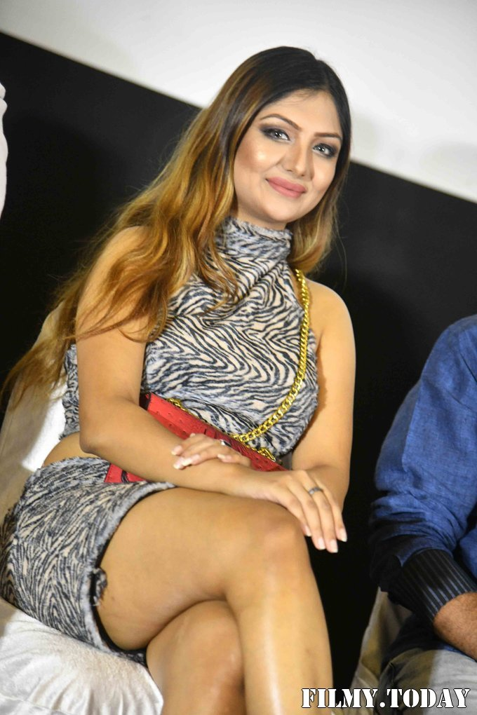Khushi Mukherjee - Ithyartha Film Audio Launch Press Meet Photos | Picture 1720374
