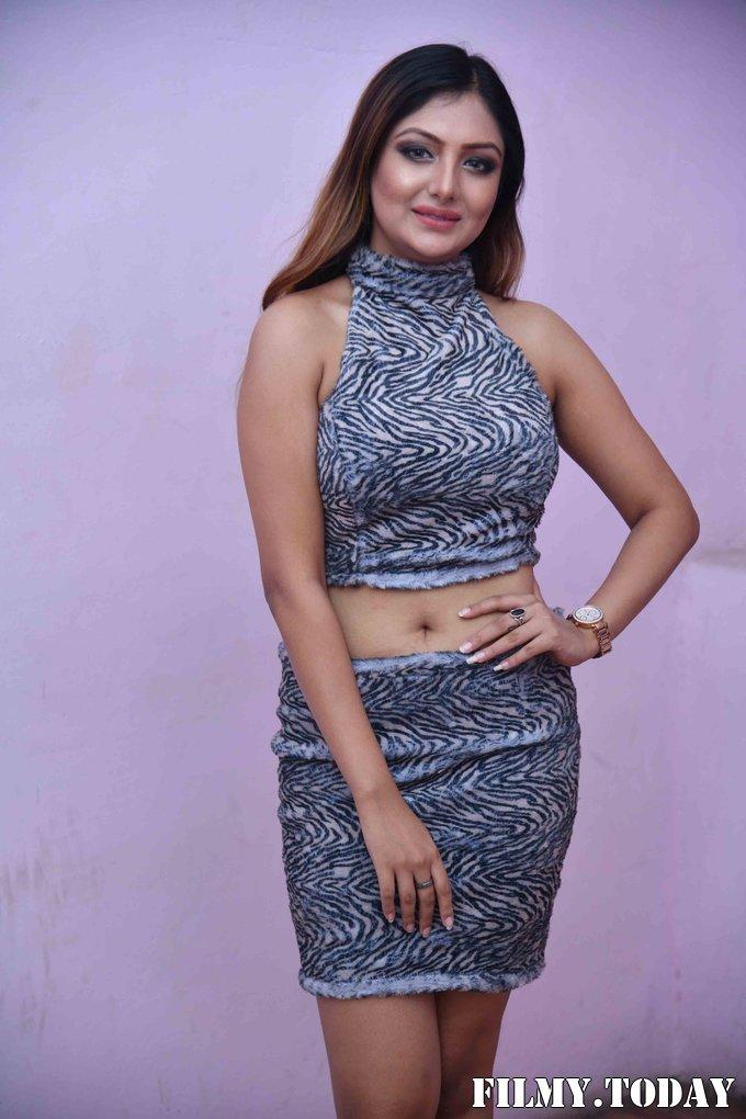 Khushi Mukherjee - Ithyartha Film Audio Launch Press Meet Photos   Picture 1720360