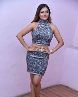 Khushi Mukherjee - Ithyartha Film Audio Launch Press Meet Photos | Picture 1720361