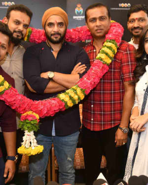 Madagaja Film Launch & Press Meet Photos