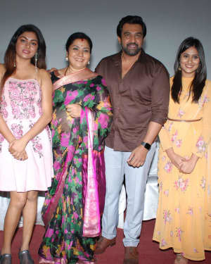 Shivarjuna Movie Trailer Release Photos