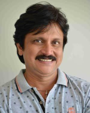 Pramod Chakravarthy (Kannada Director) - Drona Kannada Film Teaser Launch Photos