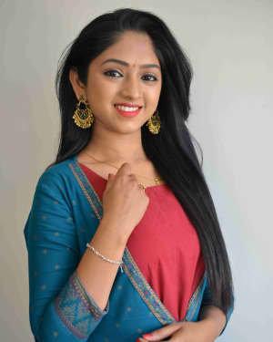 Swati Sharma (Kannada Actress) - Drona Kannada Film Teaser Launch Photos | Picture 1722745