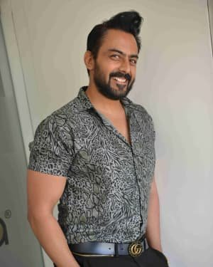 Karthik Jayaram - O Pushpa I Hate Tears Film Press Meet Photos | Picture 1723249