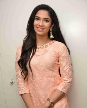 Neharika Shenoy - Pratham's New Movie Announcement Press Meet Photos | Picture 1723273