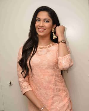 Neharika Shenoy - Pratham's New Movie Announcement Press Meet Photos | Picture 1723272