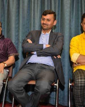 Pratham's New Movie Announcement Press Meet Photos