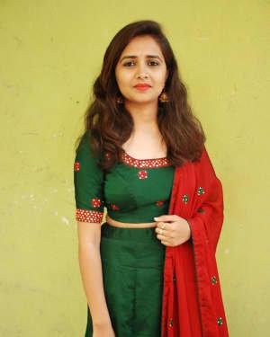 Kavya Nagraj - Gulaamagiri Film Pooja Photos | Picture 1723623