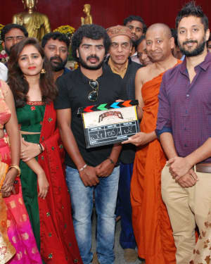 Gulaamagiri Film Pooja Photos