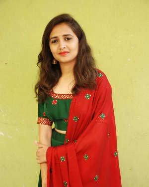 Kavya Nagraj - Gulaamagiri Film Pooja Photos | Picture 1723621