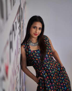 Manvitha Kamath Latest Photoshoot By Sandeep MV | Picture 1723997