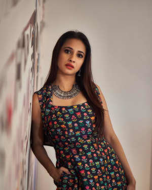 Manvitha Kamath Latest Photoshoot By Sandeep MV | Picture 1723998