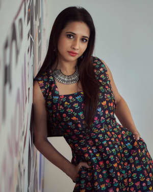 Manvitha Kamath Latest Photoshoot By Sandeep MV | Picture 1723996