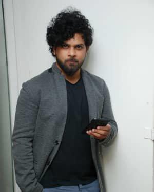 Ajai Raj - Ondu Ganteya Kathe Film Teaser Release Photos | Picture 1723802