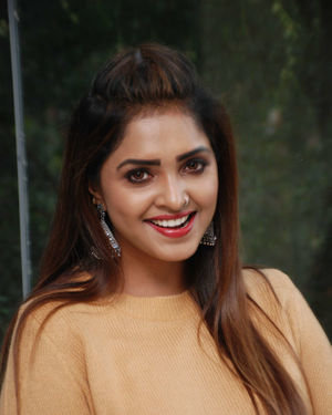 Sanchita Padukone - Gadi Naadu Film Press Meet Photos