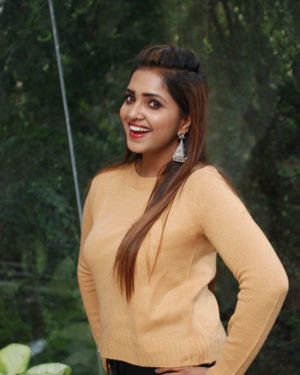 Sanchita Padukone - Gadi Naadu Film Press Meet Photos | Picture 1713299