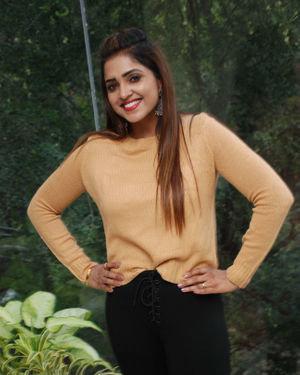 Sanchita Padukone - Gadi Naadu Film Press Meet Photos | Picture 1713300