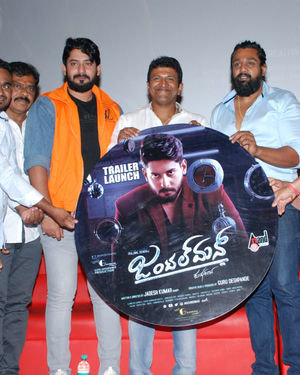 Gentleman Kannada Film Trailer Release Photos