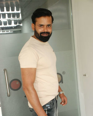 Raj Surya - My Name Is Raja Kannada Film Press Meet Photos | Picture 1713341