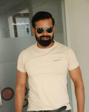 Raj Surya - My Name Is Raja Kannada Film Press Meet Photos