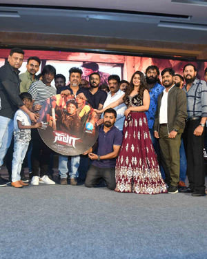 Salaga Film Song Release Photos
