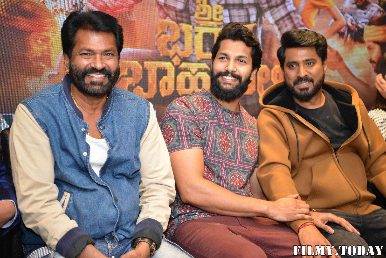 Bharath Bahubali Kannada Film Press Meet Photos | Picture 1714157