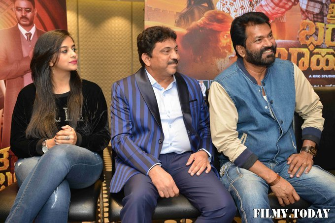 Bharath Bahubali Kannada Film Press Meet Photos   Picture 1714152