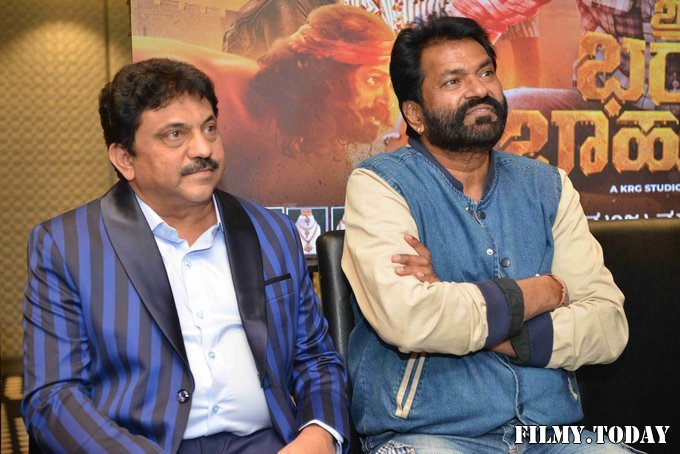 Bharath Bahubali Kannada Film Press Meet Photos | Picture 1714153