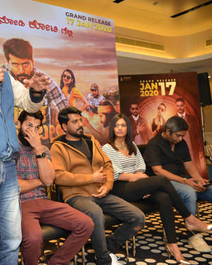 Bharath Bahubali Kannada Film Press Meet Photos | Picture 1714159