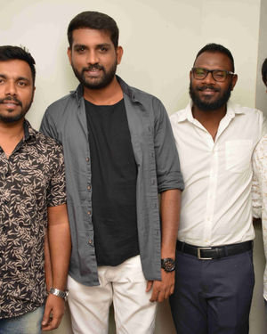 Naavelru Half Boiled Film Press Meet Photos | Picture 1714134