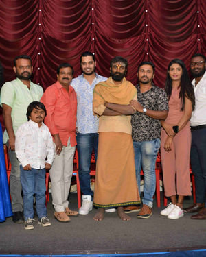 Naavelru Half Boiled Film Press Meet Photos | Picture 1714138