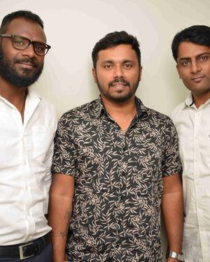Naavelru Half Boiled Film Press Meet Photos | Picture 1714129