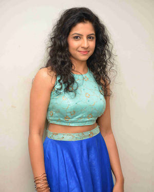 Matangi Prasan - Naavelru Half Boiled Film Press Meet Photos