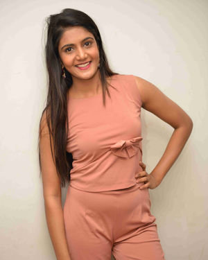 Vinya Shetty - Naavelru Half Boiled Film Press Meet Photos