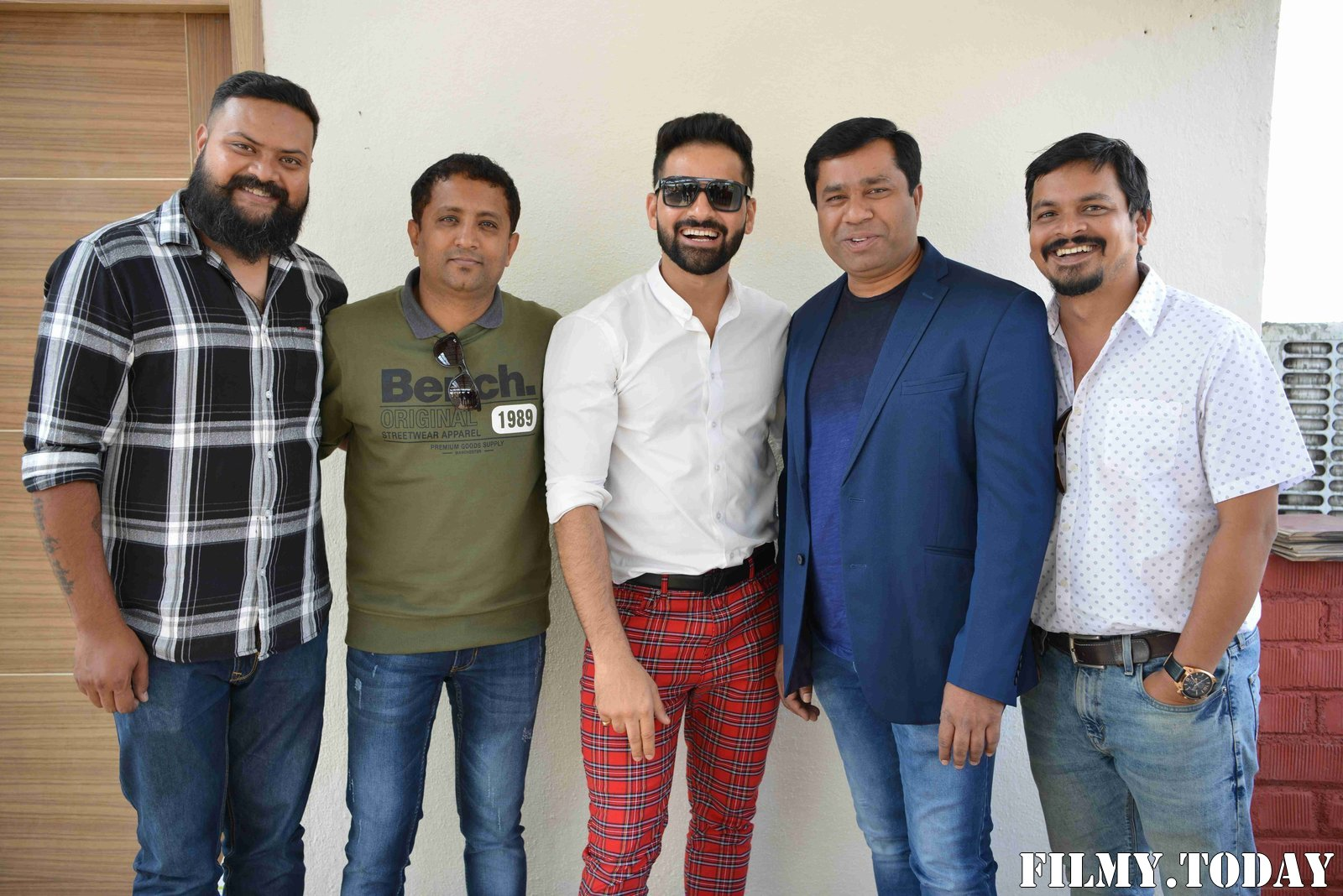 Raju James Bond Kannada Film Press Meet Photos | Picture 1714115
