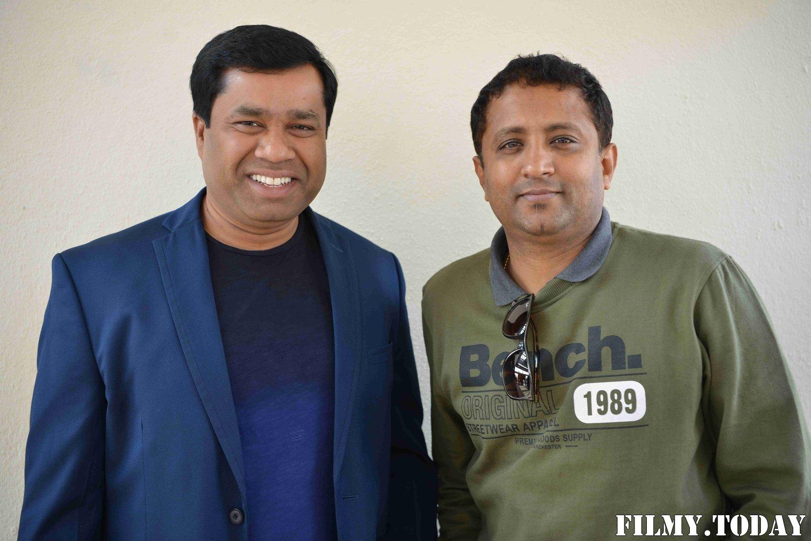 Raju James Bond Kannada Film Press Meet Photos | Picture 1714124